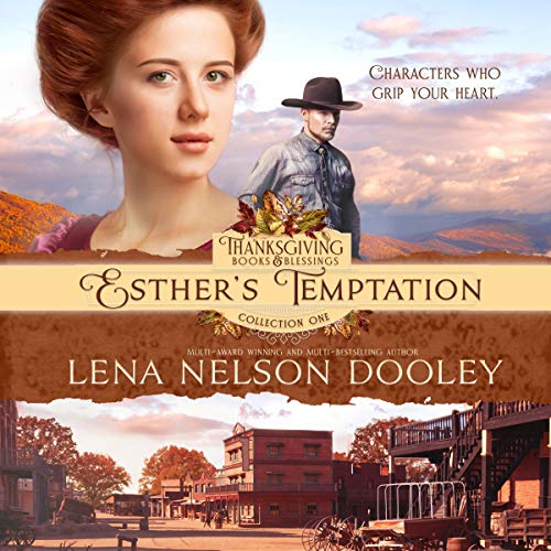 Esther's Temptation audiobook cover art