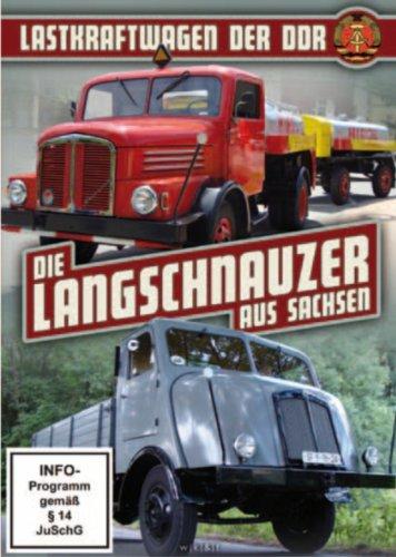 Lastkraftwagen der DDR: Die Langschnautzer aus Sachsen
