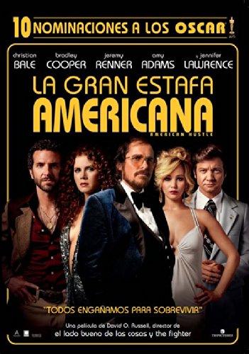 La Gran Estafa Americana [DVD]