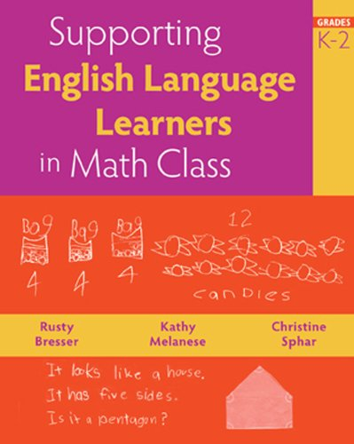 Supporting English Language Learners in Math Class, Grades K-2