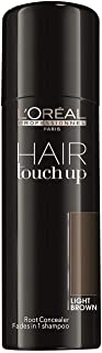 L 'Oréal Hair Touch Up - Light Brown Cubre canas