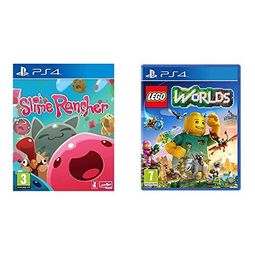Slime Rancher + LEGO Worlds - Edición Estándar