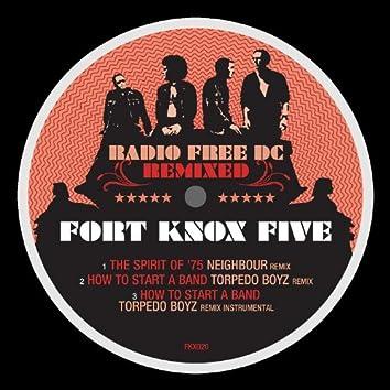 Radio Free DC Remixed Vol. 7