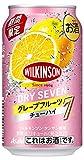 【季節限定】アサヒチューハイ ウィルキンソン・ドライセブングレープフルーツ  チューハイ 350ml×24本