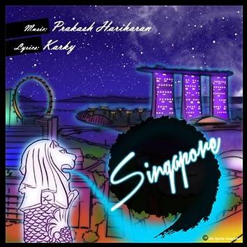 Siru Poovil (Singapore Song) [feat. Karthik]