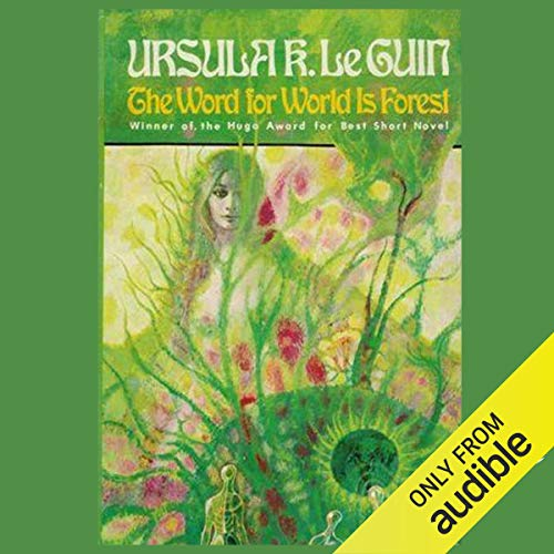 The Word for World Is Forest audiobook cover art