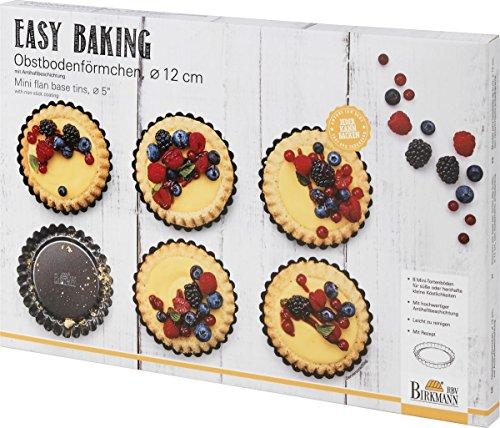 RBV Birkmann - Obstbodenförmchen Ø 12 cm - Easy Baking