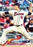 2018 Topps Baseball #316 Max Fried Rookie Card. rookie card picture
