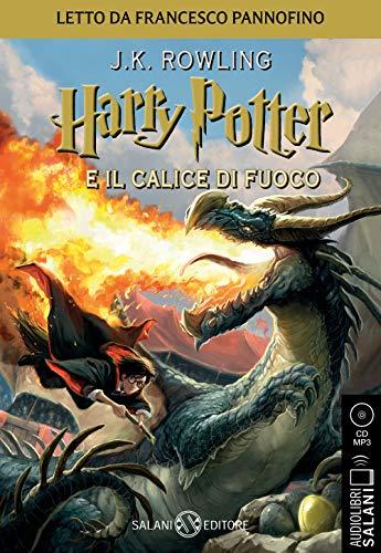 Harry Potter e il Calice di Fuoco - Audiolibro CD MP3: Vol. 4