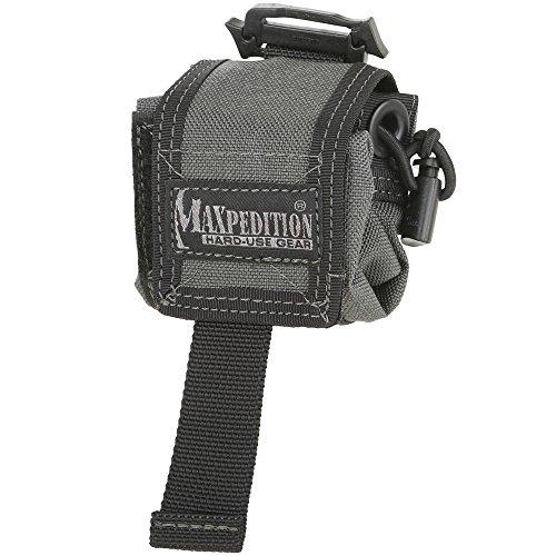 Maxpedition Faltbeutel Mini Rollypoly Tasche, Schwarz, Einheitsgröße