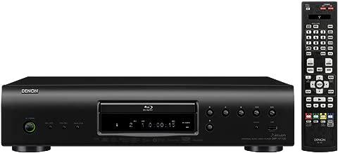 Denon DBP-1611UD Universal Blu-Ray/DVD/CD Player, Black