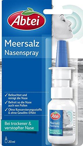 ABTEI Meersalz Nasenspray standard 20 ml