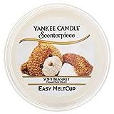 Yankee Candle Scenterpiece Melt Cups, Coperta Morbida