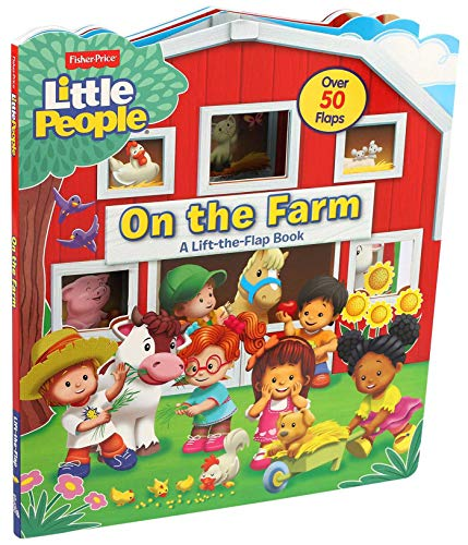 Fisher-Price Little People: On the Farm (Lift-the-Flap)