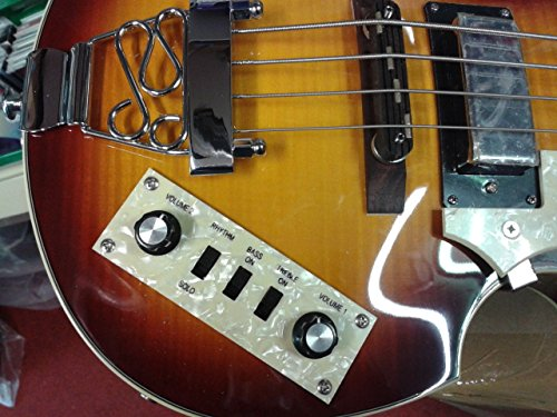 Alden guitarra bajo Violín: Amazon.es: Instrumentos musicales