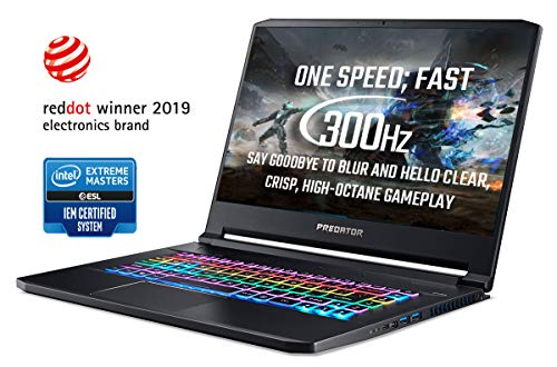 Compare Acer Predator Triton 500 PT515-52 (NH.Q6XEK.002) vs other laptops