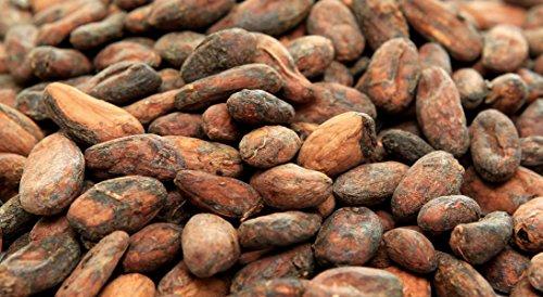 Bio Kakaobohnen Arriba Nacional de Ecuador - roh 5kg (€17/kg)