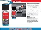 Lunas y Cristales Limpiador en Spray Espuma Activa 200 ml