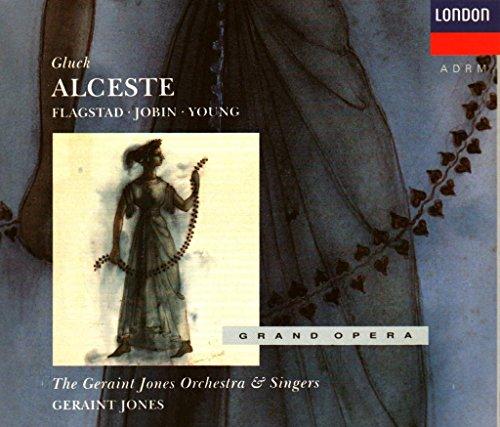 Gluck: Alceste (1767 version) / Kirsten Flagstad singt Händel-Arien