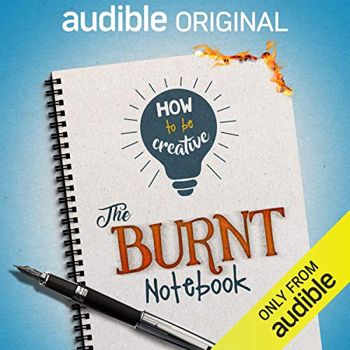 The Burnt Notebook cover art
