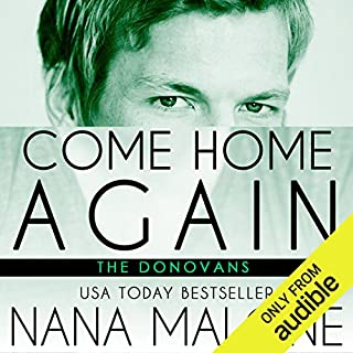 Come Home Again audiobook cover art