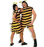 Gurimo - Disfraz de abeja para hombre y mujer (talla M)