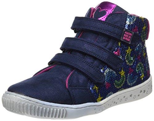 Agatha Ruiz de la Prada 161941, Zapatos de Primeros Pasos Niñas, Azul...