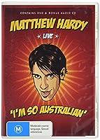 VARIOUS ARTISTS - MATTHEW HARDY - LIVE: 'I'M SO AUSTRALIAN' (2 DVD)
