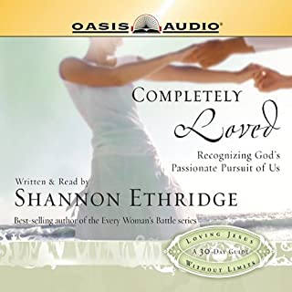 Completely Loved audiobook cover art