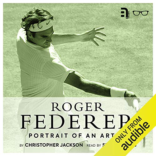 Roger Federer: Portrait of an Artist cover art
