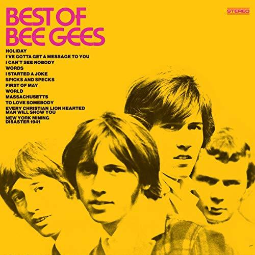Best Of Bee Gees (Vinyl) [Vinyl LP]