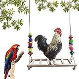 MYYXGS - Altalena di pollo, giocattolo da...