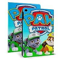 パウパトロール Paw Patrol Ipad 7.9 ケース Ipad 9.7 インチ Ipadmini4/5ケース Ipadair1/2 9.7インチ 対応 Ipadmini4/5 7.9ケース 全面保護型 手帳型 耐衝撃 防塵 軽量 二つ折りスタンド スマートケース