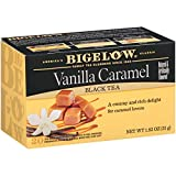 Bigelow Vanilla Caramel Black Tea