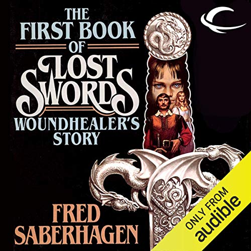 Woundhealer's Story Audiobook By Fred Saberhagen cover art