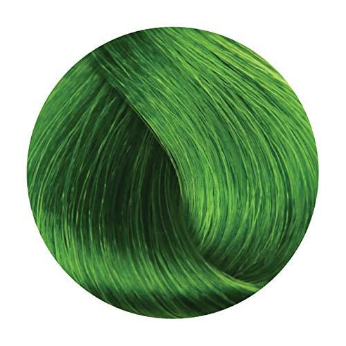 Stargazer - Tinte de pelo UV, color verde, Semipermanente
