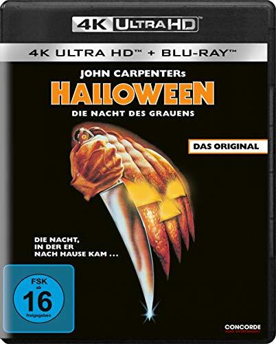 Halloween - Die Nacht des Grauens  (4K Ultra HD) (+ Blu-ray 2D)