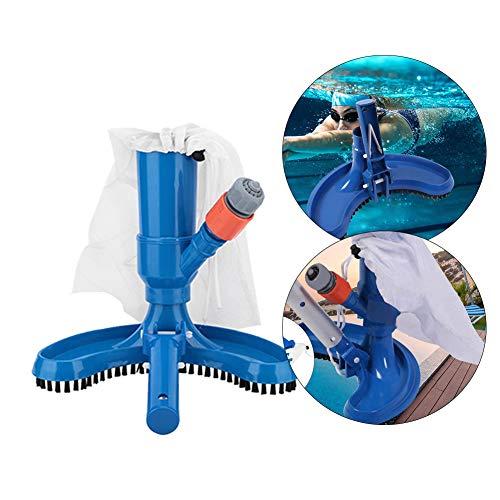 didatecar Aspirateur jet pour piscine et spa avec brosse