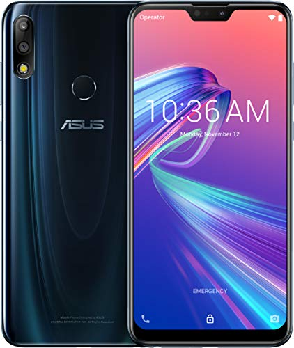 ASUS Max Pro M2 Dual-SIM Smartphone 128GB 6.3 Zoll (16 cm) Dual-SIM Android 8.0 Oreo 12 Mio. Pixe