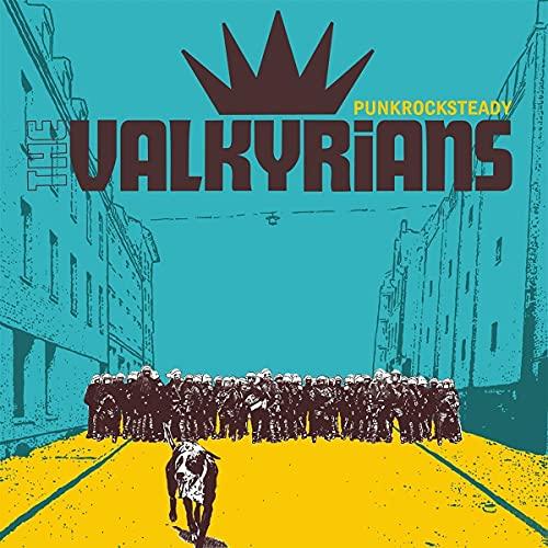 The Valkyrians: Punkrocksteady [Vinyl LP] (Vinyl)