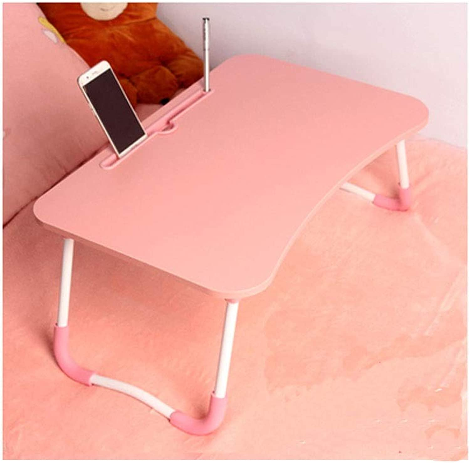 Tables and Chairs, Folding Tables and Chairs, Girls' Folding Table, Natural and Environmental Predection, Widely Used (color   Pink, Size   A-60  40  28cm)