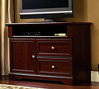 Sauder Palladia High Boy TV Stand, For Tv's up to 50
