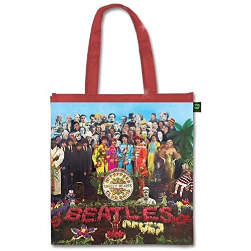 The Beatles - schoudertas - shopper tas - Sgt. Peppers - logo