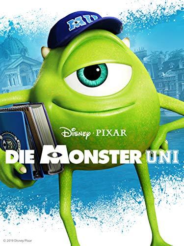 Die Monster Uni (4K UHD)