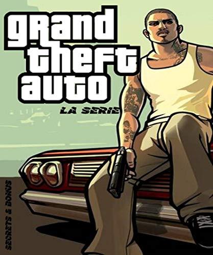 """GRAND THEFT AUTO """"La serie"""": Lo oculto de GTA (Spanish Edition)"""