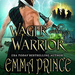 Wager with a Warrior cover art