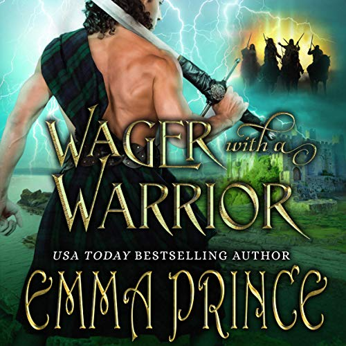 Wager with a Warrior: Four Horsemen of the Highlands, Book 2
