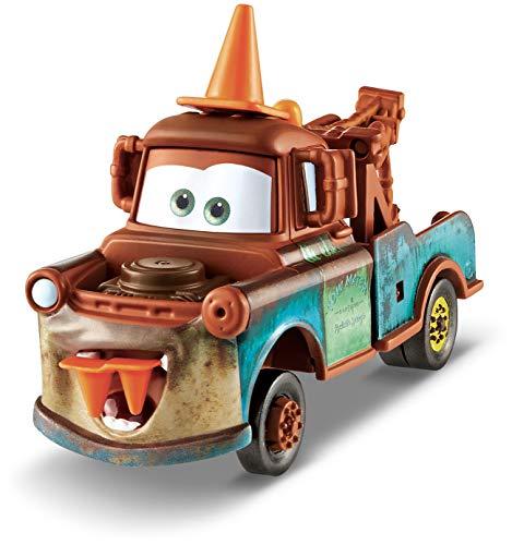 Disney Pixar Cars Deluxe Cone Teeth Mater