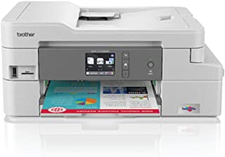 Brother DCP-J1100DW - Multifunción de Tinta Color All in Box (128 MB, WiFi, Cartuchos de Alta Capacidad, LCD, USB 2.0 Hi-S...