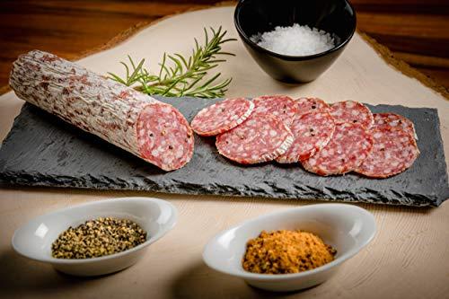 250 gr. Südtiroler Trüffelsalami aus dem Vinschgau vom Metzger keine Industrieware